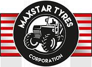 Logo Maxstar - neumáticos hechos en India